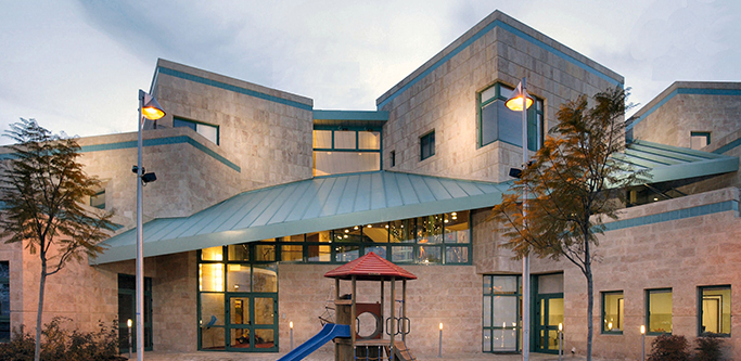 house of dreams - zichron menachem center for young cancer patients and their families